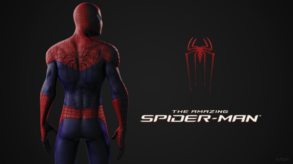 [Spiderman] dans 3D work 04
